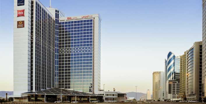 عروض فندق إيبيس الفجيرة إحتفالاً بليلة رأس السنة 2020