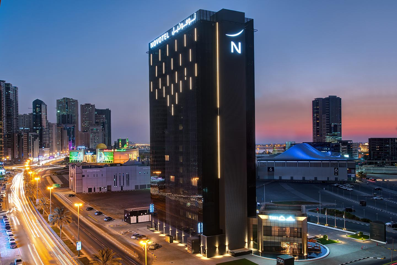 فندق نوفوتيل الشارقة