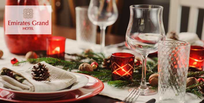 مطعم بانوراما دبي يعلن عن برنتشه لعيد الميلاد المجيد 2019