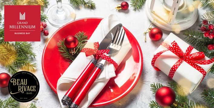 بوريفاج بيسترو دبي يعلن عن برنتش عيد الميلاد 2019
