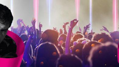 صورة حفل ضخم للنجمين ليام باين و جورجا سميث في دبي خلال ديسمبر 2019
