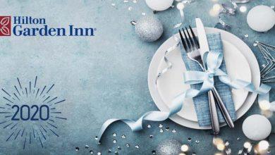 صورة مطعم ذا جاردن جريل يطلق برانتش فاخر إحتفالاً بالسنة الجديدة 2020