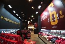 Photo of نادي ليفربول يفتتح أول متجر مستقل خاص به في دبي