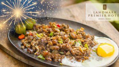 صورة فندق لاندمارك بريميير يطلق بوفيه عشاء لذيذ إحتفالاً برأس السنة 2020