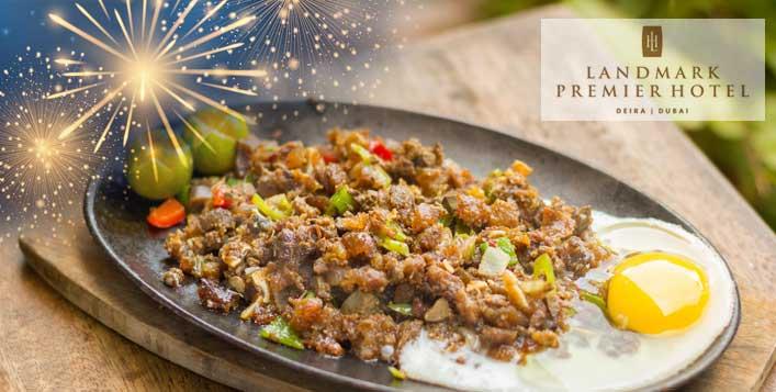 فندق لاندمارك بريميير يطلق بوفيه عشاء لذيذ إحتفالاً برأس السنة 2020