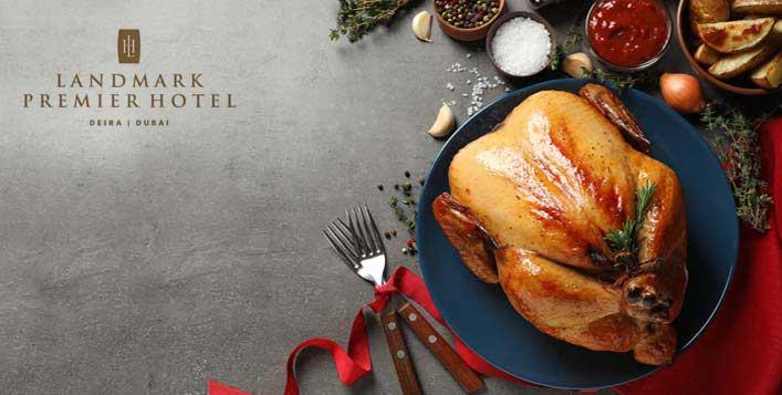 مقهى سينامون يقدم بوفيه عشاء ليلة عيد الميلاد 2019
