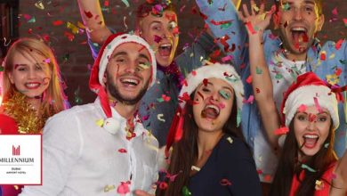 مطعم لومي دبي يطلق برنتش يوم رأس السنة 2020