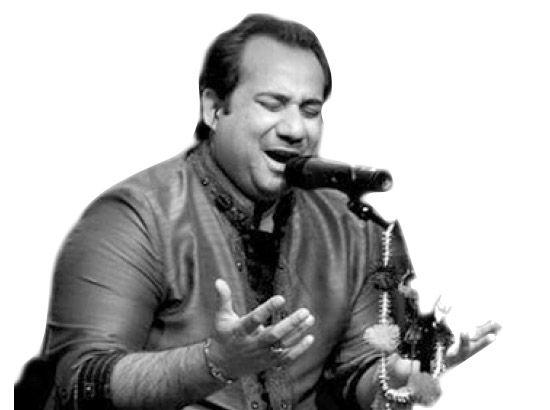 حفل الموسيقى الباكستاني المشهور راحت فاتح علي خان في دبي