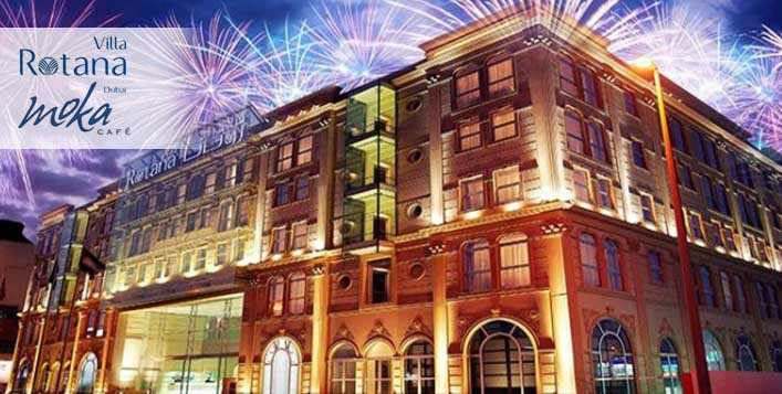 فندق فيلا روتانا يعلن عن عروضه لرأس السنة 2020