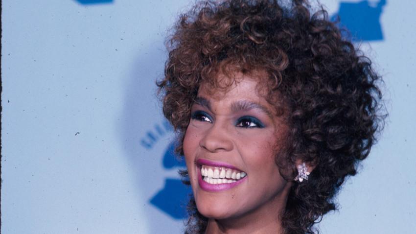 ويتني هيوستن Whitney Houston