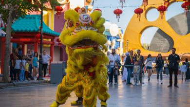 Photo of موشنجيت دبي تحتفل بالسنة الصينية الجديدة