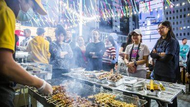 صورة مركز التجارة العالمي أبوظبي يمدد مدة مهرجان مأكولات الشارع 2020
