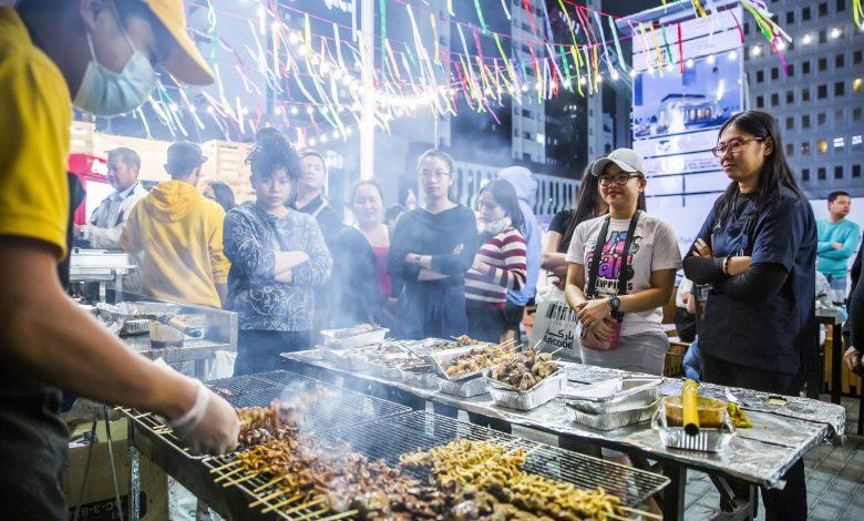 مركز التجارة العالمي أبوظبي يمدد مدة مهرجان مأكولات الشارع 2020