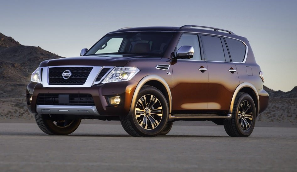 New 2019 Nissan Patrol Release date and Specs