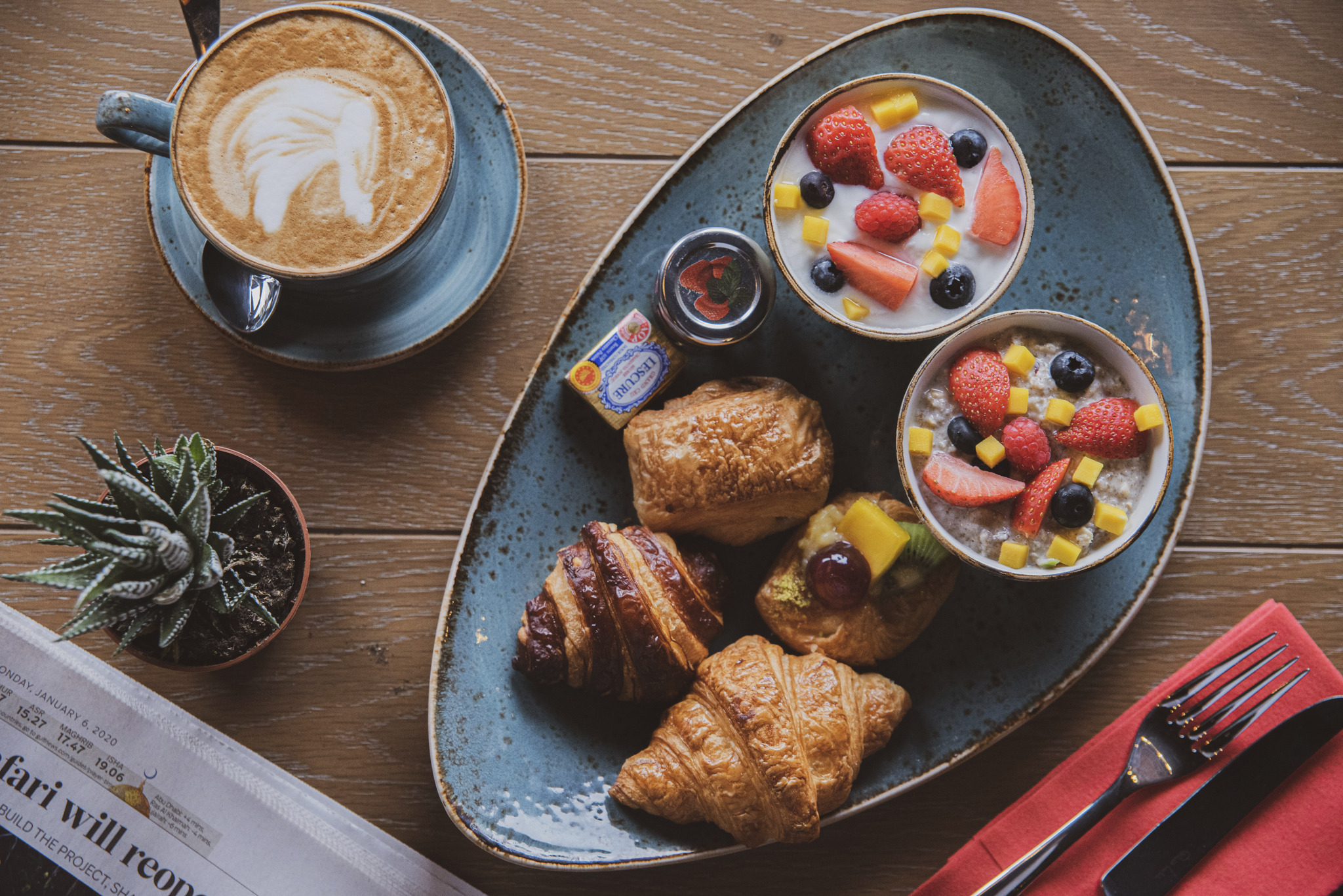 مقهى ومطعم تي جيز