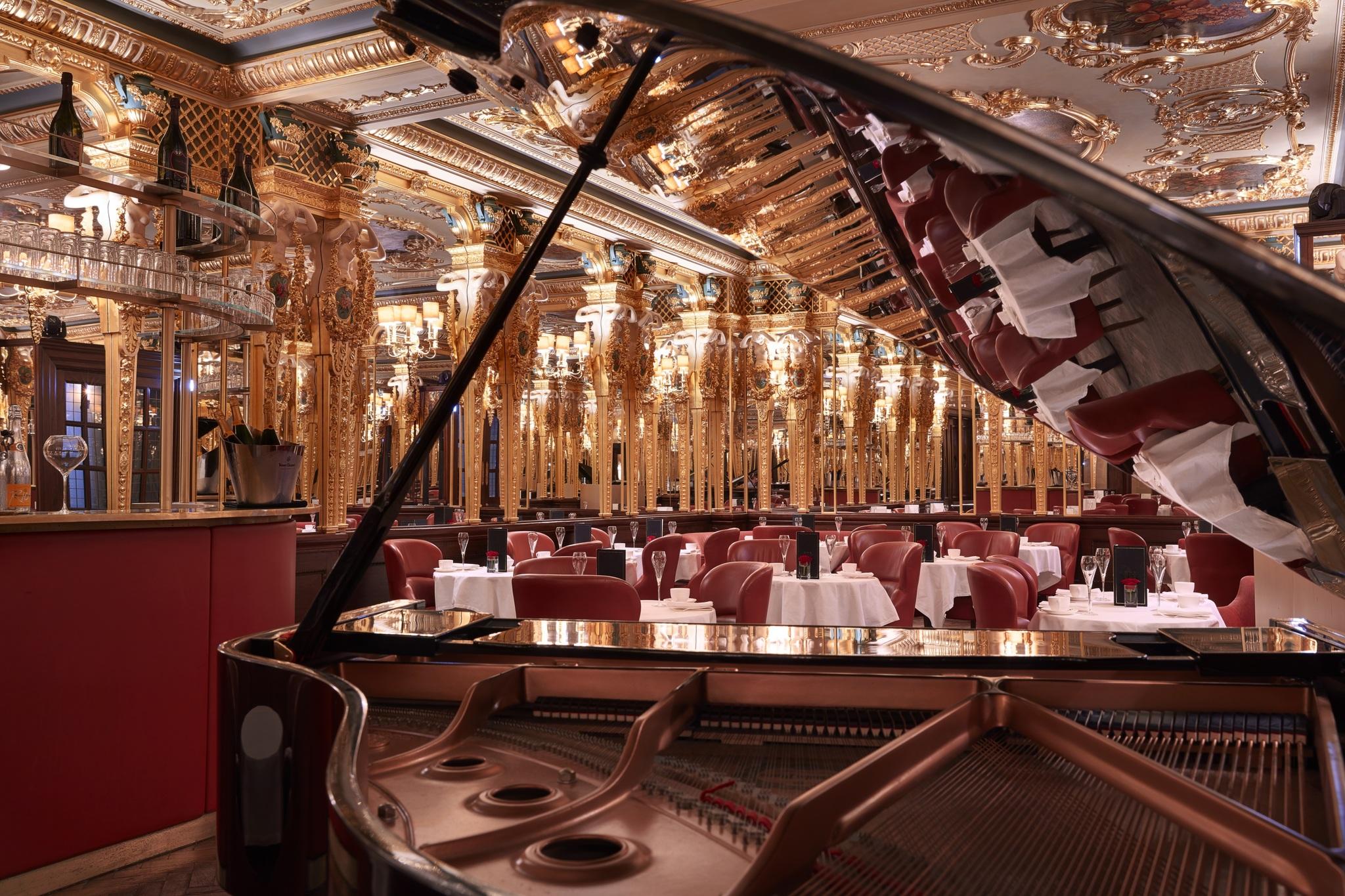 فندق كافيه رويال في لندن