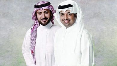 Photo of حفل مشترك يجمع الفنانين راشد الماجد وماجد المهندس في دبي خلال يناير 2020
