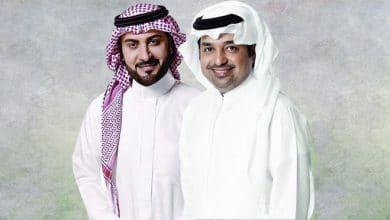 Photo of حفل مشترك يجمع الفنانين راشد الماجد وماجد المهندس في دبي خلال يناير 2020