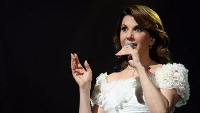 صورة حفل النجمة اللبنانية ماجدة الرومي ضمن موسم موسيقى أبوظبي الكلاسيكية 2020