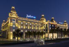 أفضل 6 مطاعم و إستراحات في فندق راديسون بلو عجمان
