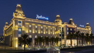 صورة أفضل 6 مطاعم و إستراحات في فندق راديسون بلو عجمان