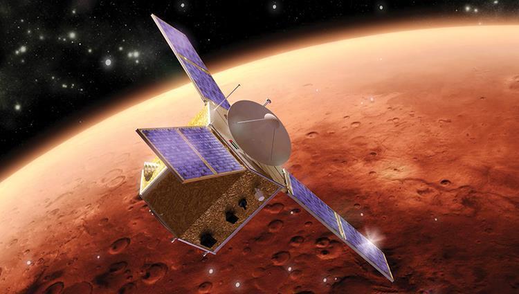 مهمة المريخ