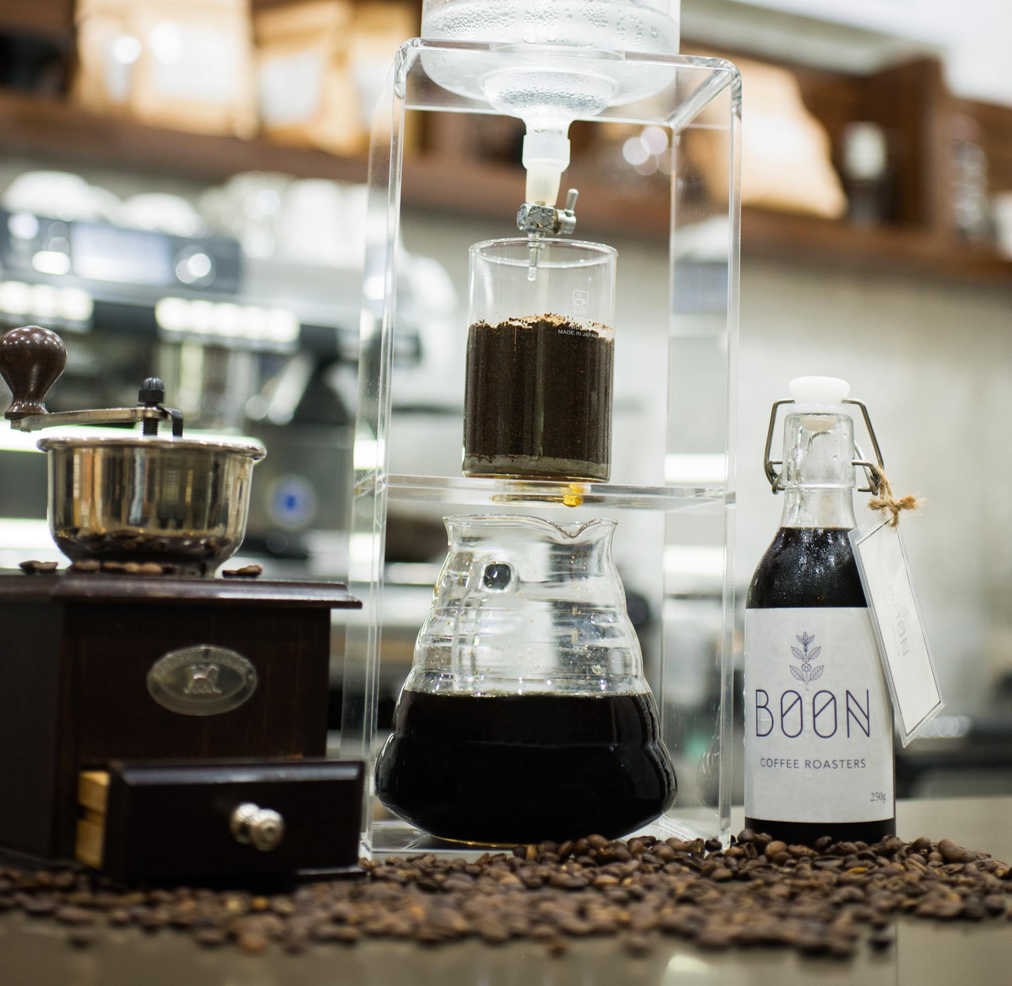 مقهى BOON COFFEE