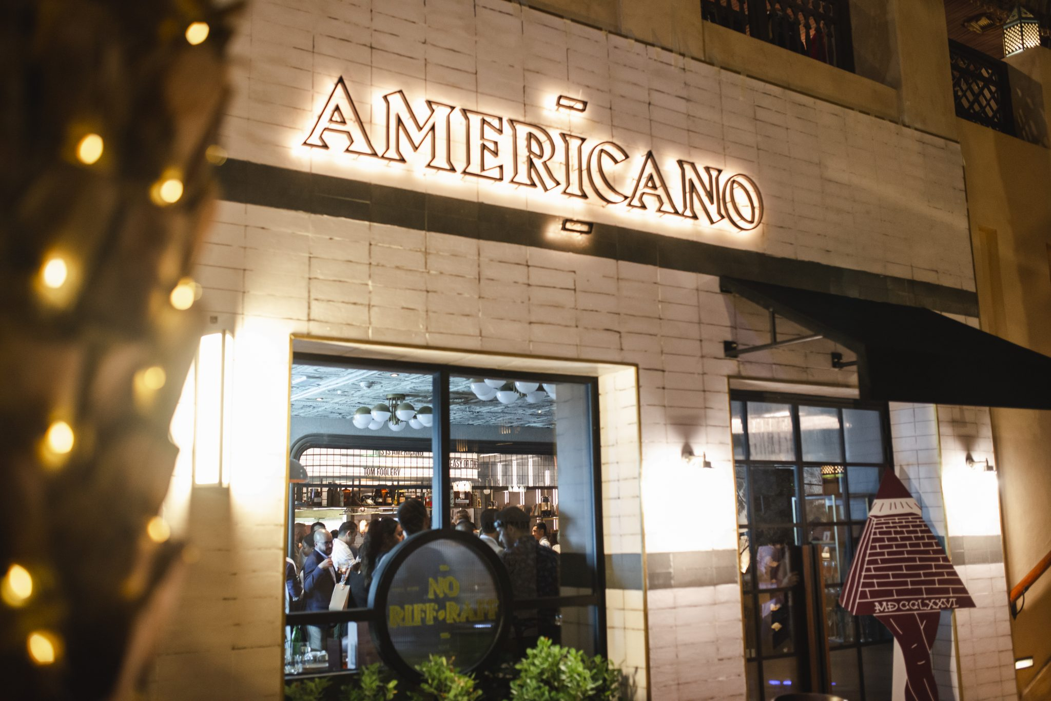 مطعم أميركانو يعلن عن برنامج حفلاته لسنة 2020