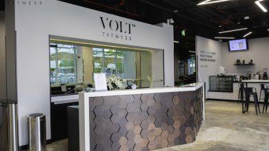 صورة إفتتاح مركز ڤولت فيتنس للرياضة والترفيه في أبوظبي