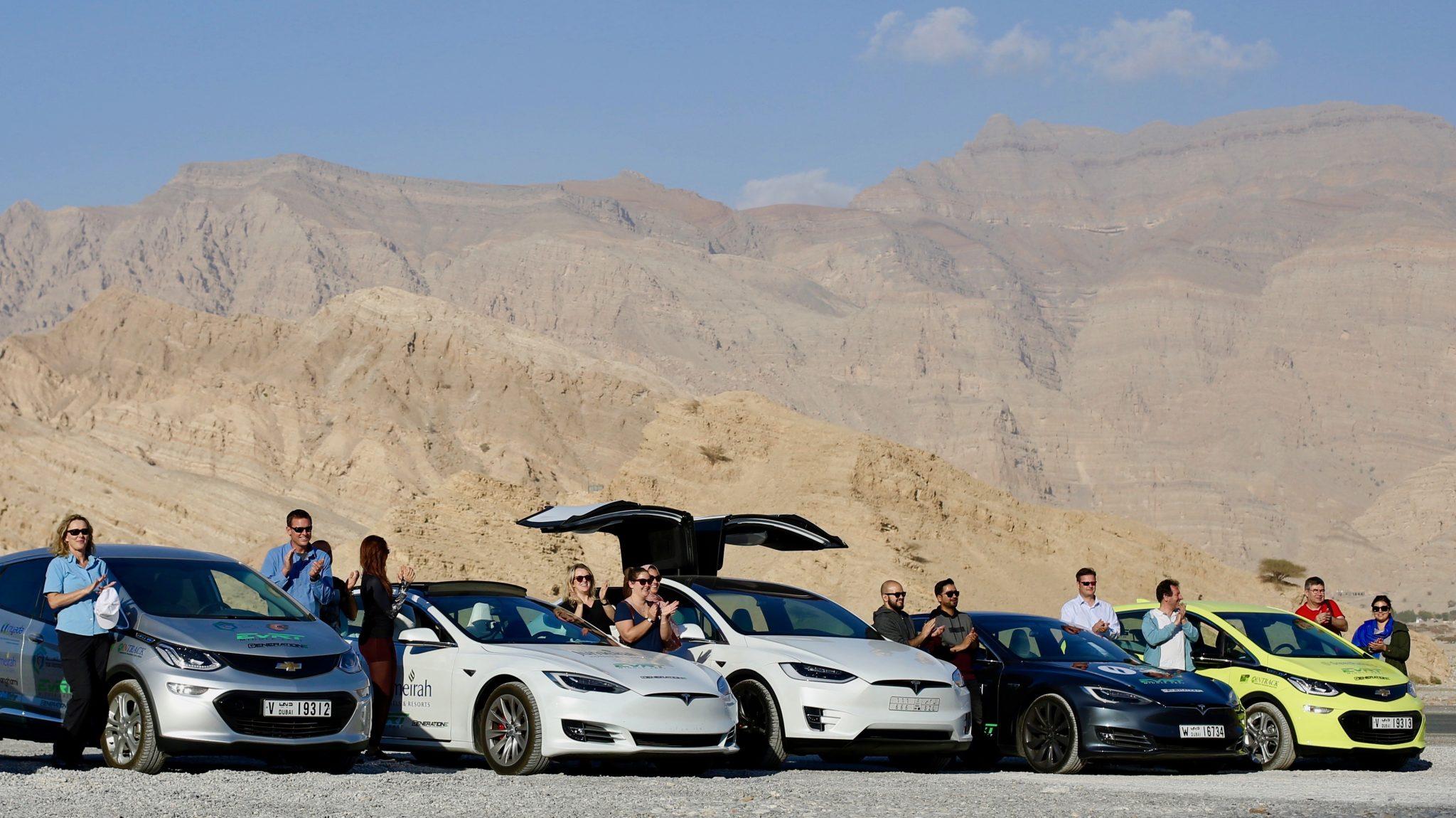 النسخة الرابعة من رحلة السيارات الكهربائية الأكبر في العالم
