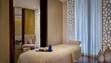 صورة إفتتاح لوما سبا الجديد والفاخر في فندق جراند حياة أبوظبي ومساكن لؤلؤة الإمارات