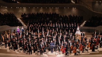 صورة حفل أوركسترا هامبورغ السمفونية ضمن موسم موسيقى أبوظبي الكلاسيكية 2020
