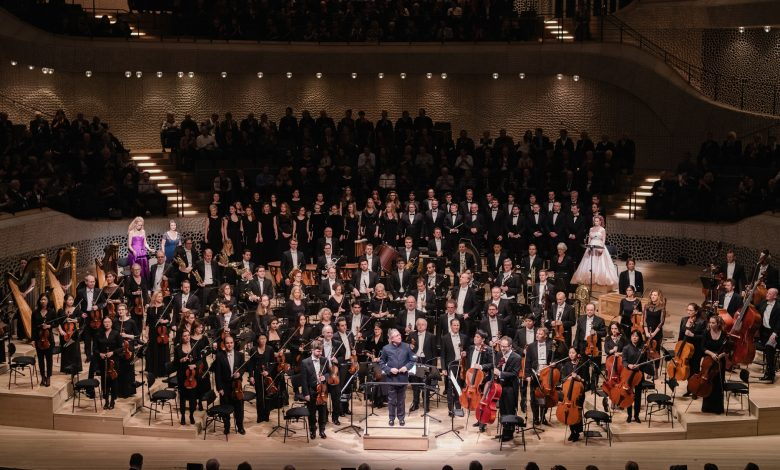 حفل أوركسترا هامبورغ السمفونية ضمن موسم موسيقى أبوظبي الكلاسيكية 2020