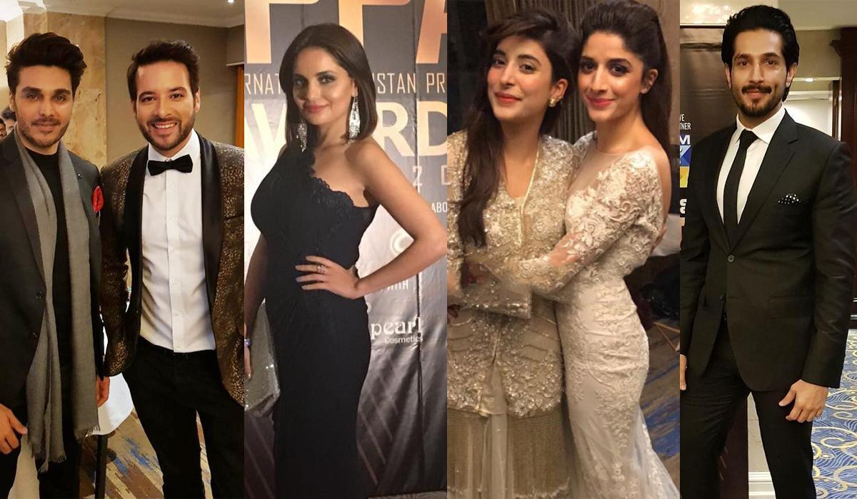 مهرجان جوائز نجوم الشاشة الباكستانية العالمي pakistan internationa screen awards