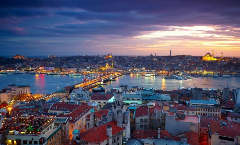 Istanbul Aerial View_Valentine Day_Cleartrip
