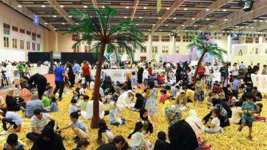 Photo of دبي فستيفال سيتي مول ينظم أضخم مهرجان LEGO في الشرق الأوسط