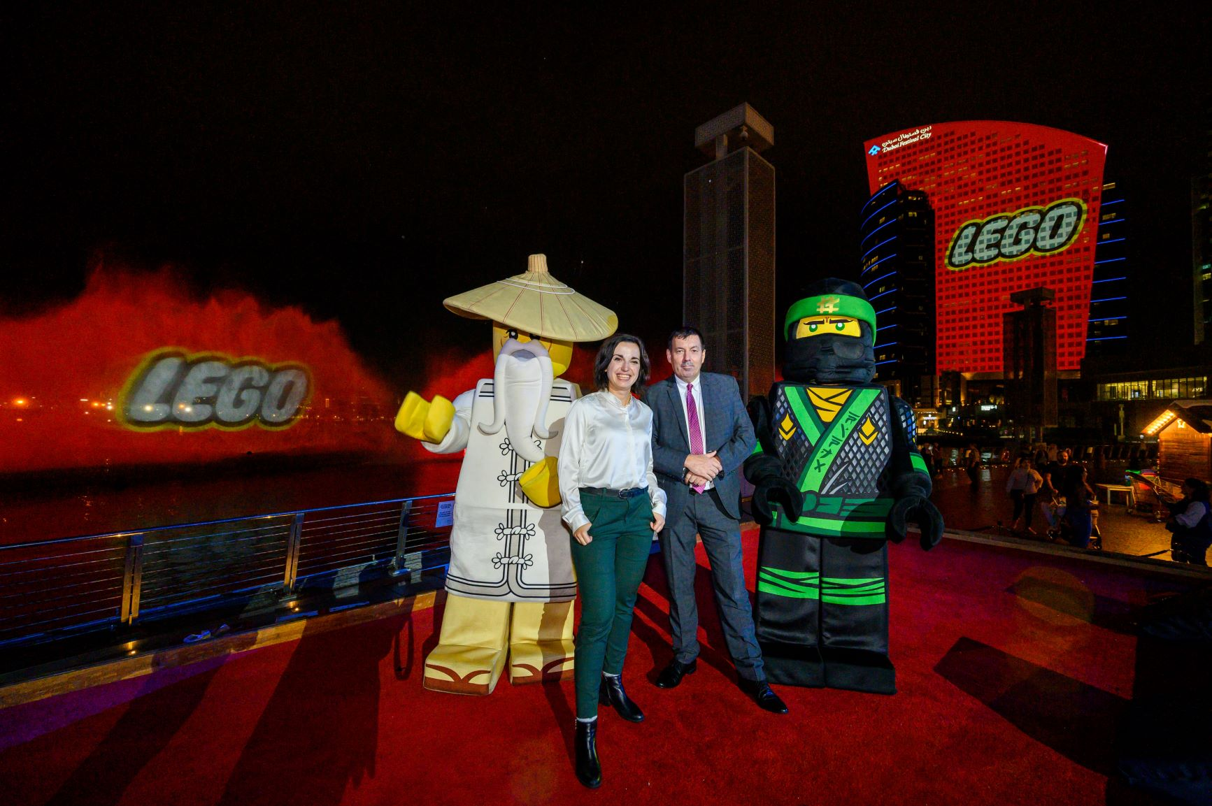أضخم مهرجان LEGO في الشرق الأوسط