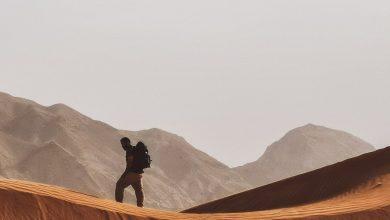 صورة مشروع مليحة للسياحة ينظم ورشة لتعلم أساليب البقاء – صحراء مليحة