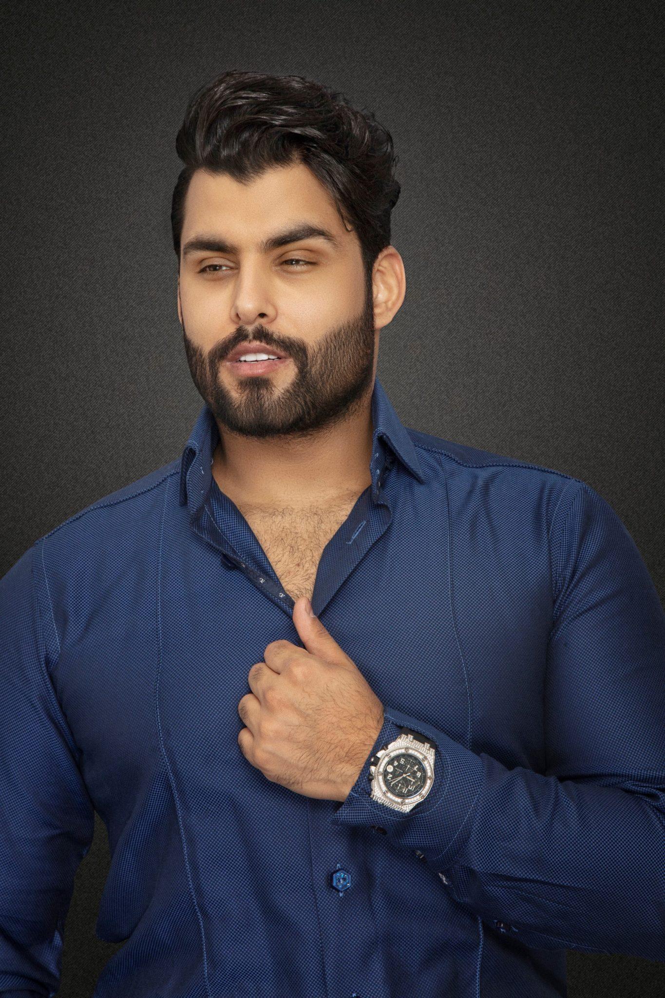 النجم الشاب محمود التركي