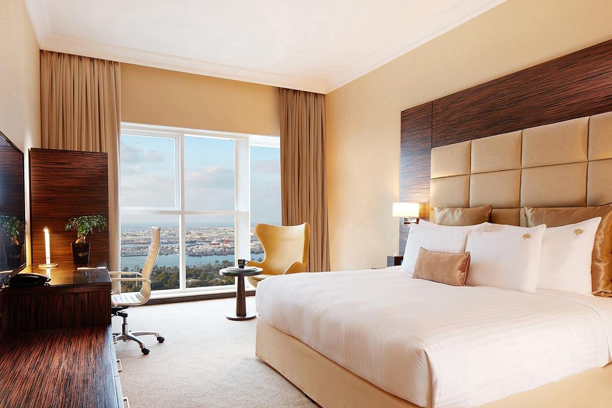 تجربة إقامة جديدة في دبي