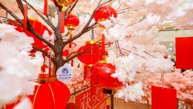 صورة سيتي سنتر ديرة يحتفل برأس السنة الصينية الجديدة