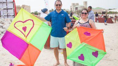 صورة أبوظبي تستضيف مهرجان الطائرات الورقية للعام الخامس على التوالي