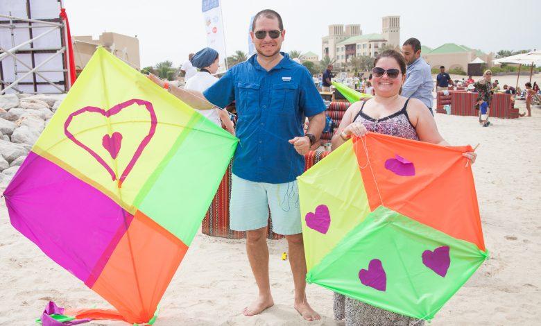 أبوظبي تستضيف مهرجان الطائرات الورقية للعام الخامس على التوالي