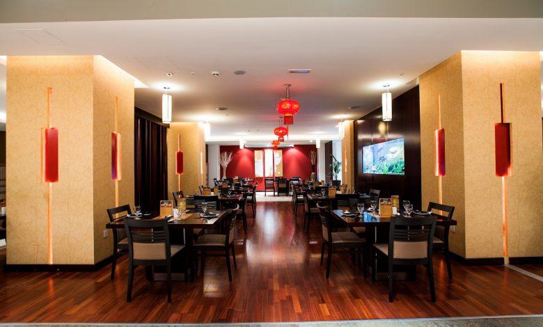 مطاعم فندق سيتي ماكس بر دبي