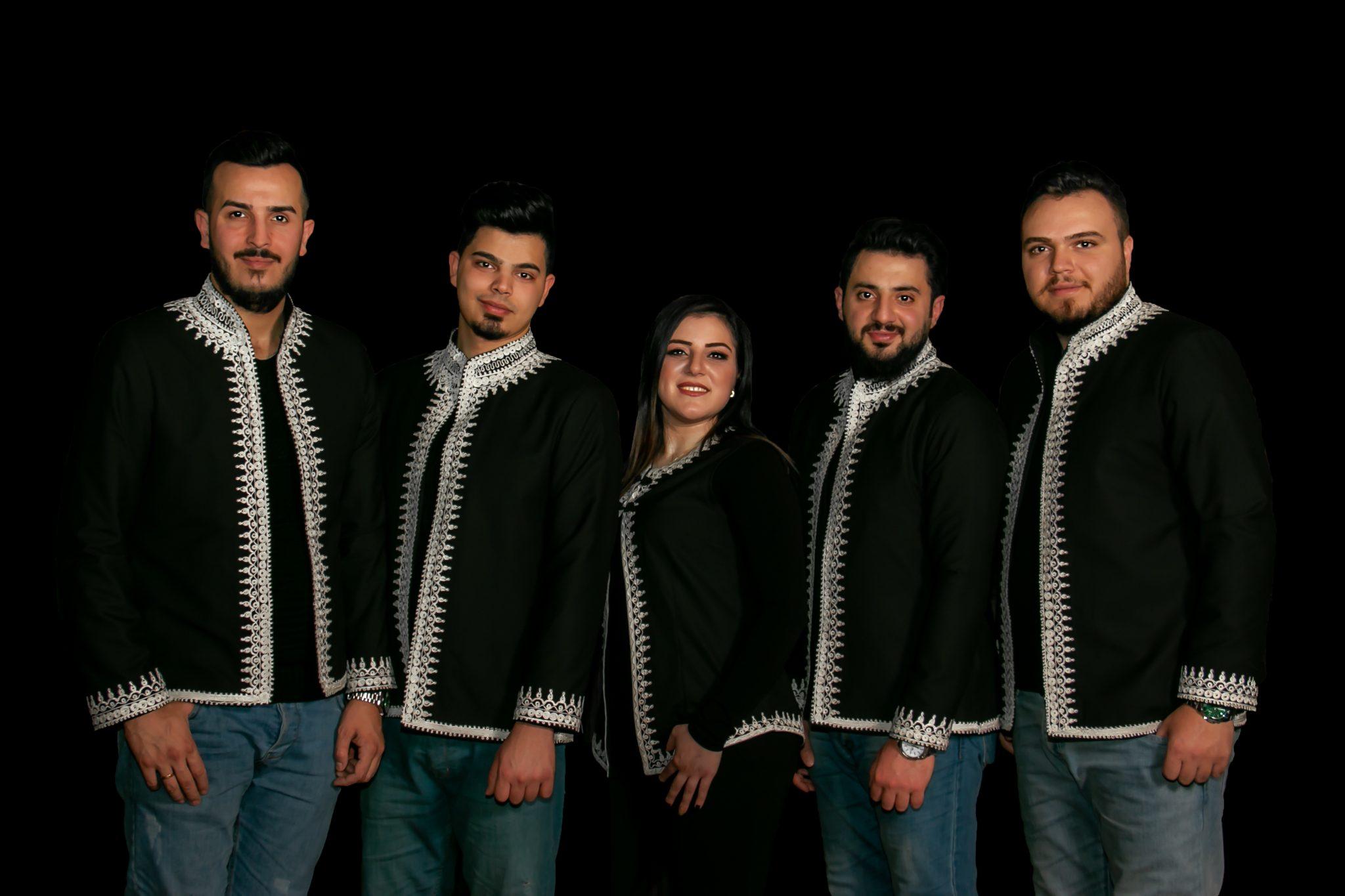 فرقة الفولكلور العربية تكات