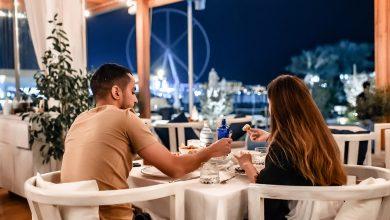 صورة المطعم اليوناني أموس يقدم قائمة طعام مخصصة ليوم الحب 2020