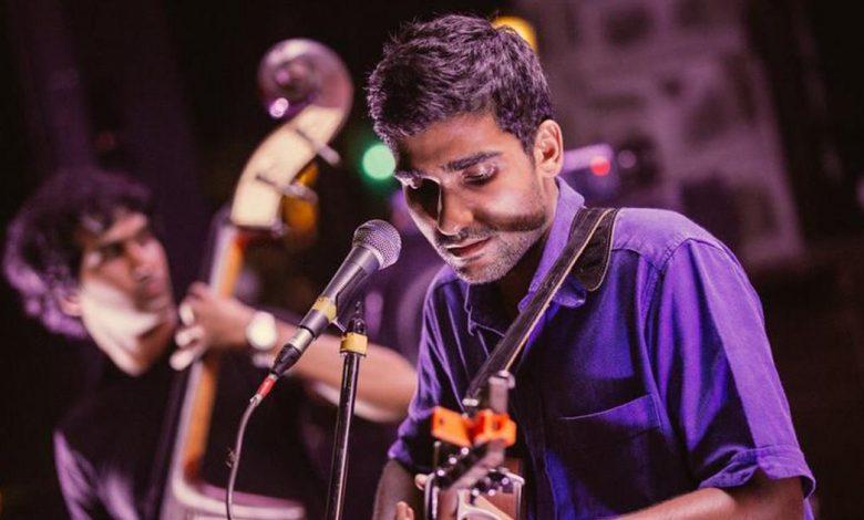 حفل نجم الروك الهندي براتيك كوهاد في دبي خلال يناير 2020