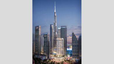 صورة شركةإعمارالعقارية ترفع الستار عن برج سكني جديد يدعى برج كراون