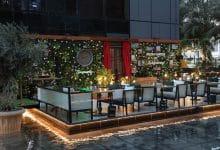 Photo of مطعم أنتيكا بار يفتتح رسمياً شرفته الخارجية الجذابة