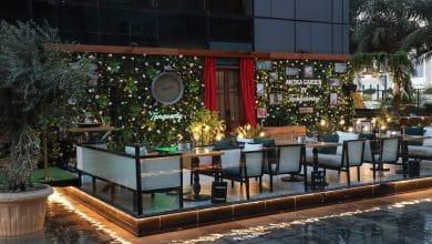 صورة مطعم أنتيكا بار يفتتح رسمياً شرفته الخارجية الجذابة